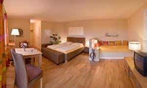 Komfort Zimmer Hotel Brunnlechner 1