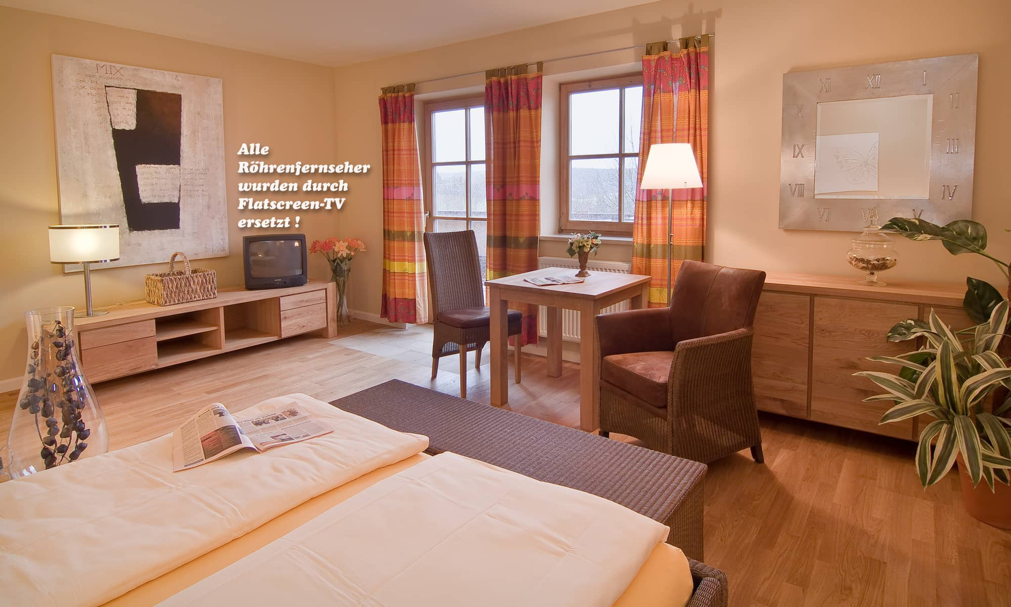 Komfort Zimmer Hotel Brunnlechner 4