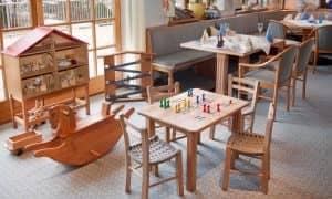 Spielecke Restaurant Brunnlechner 6