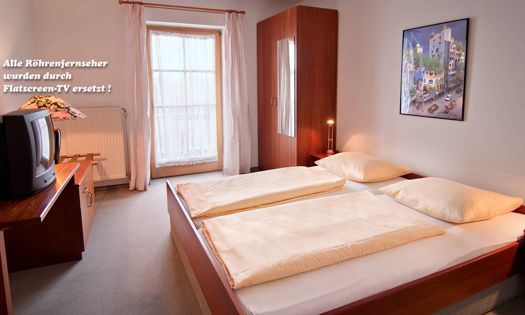 Standard Hotel Gästezimmer Gasthof Brunnlechner